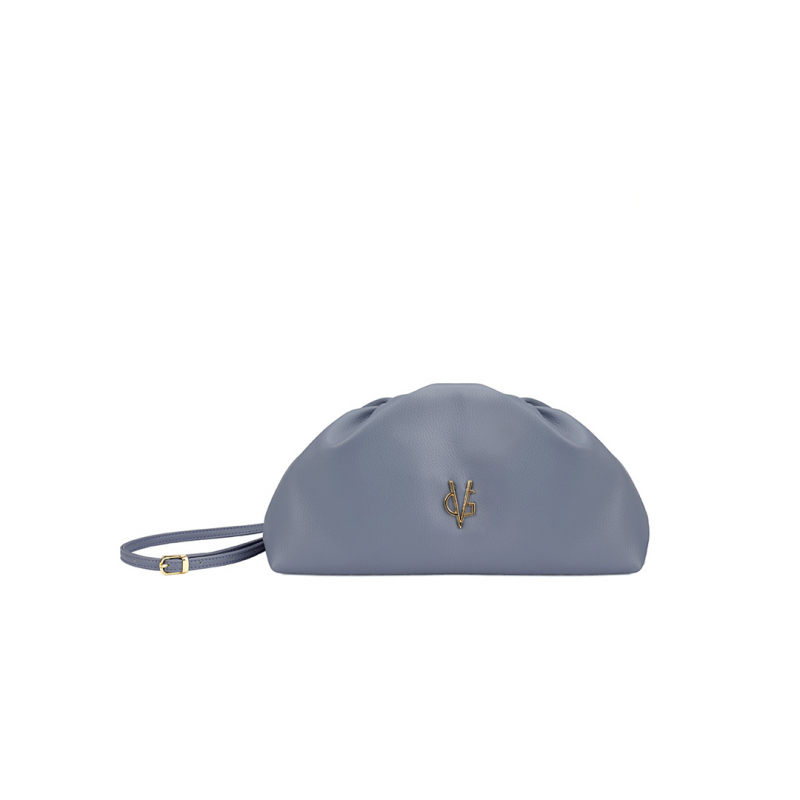 VG violet small pouch bag