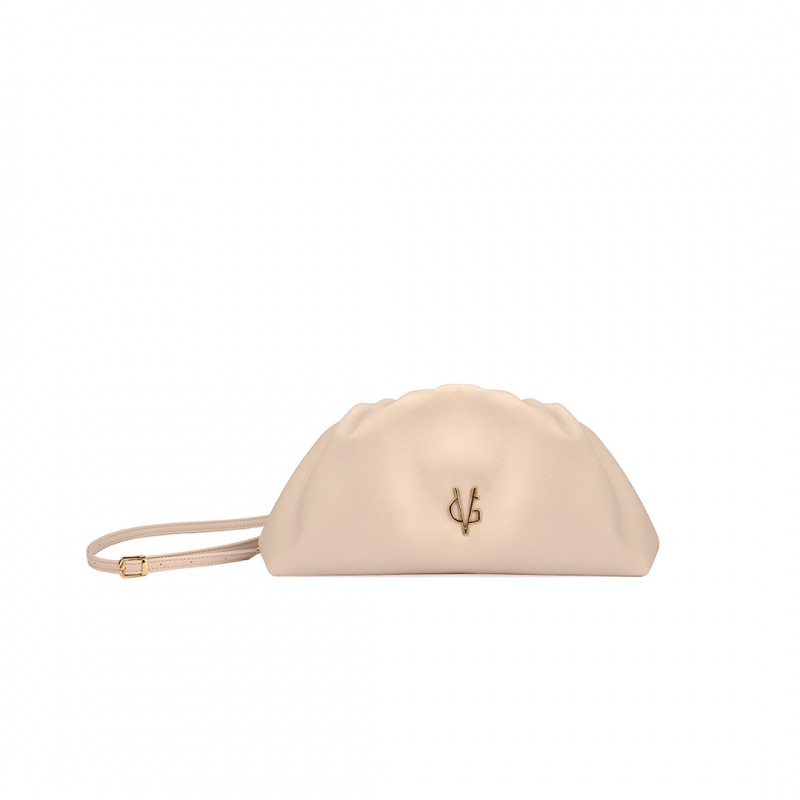 VG light rose small pouch bag