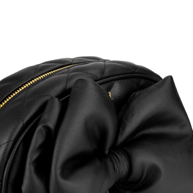 VG Saponetta ovale fiocco nero