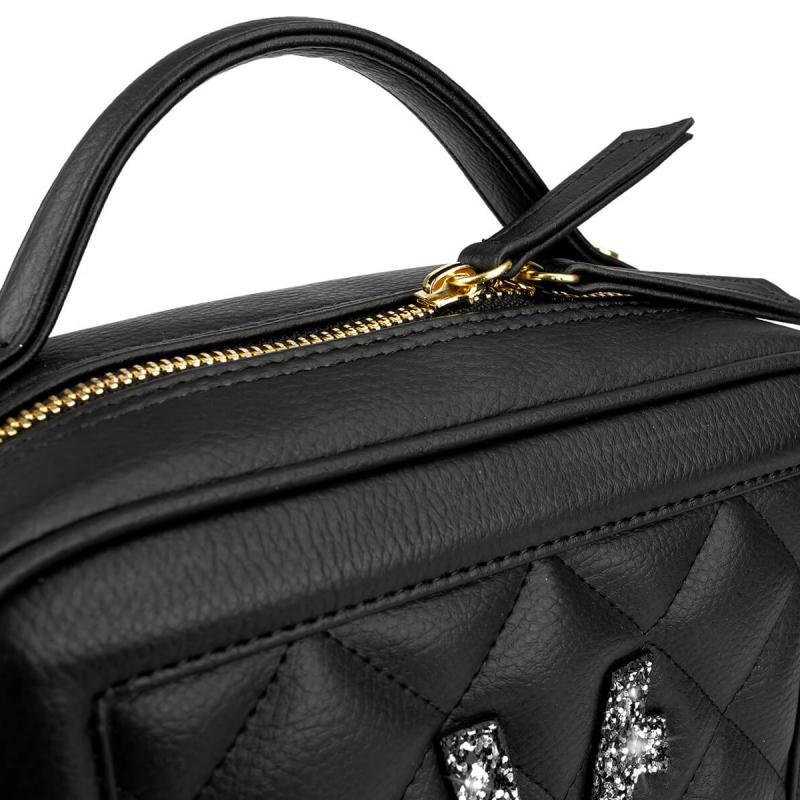 VG petit sac à main box noir