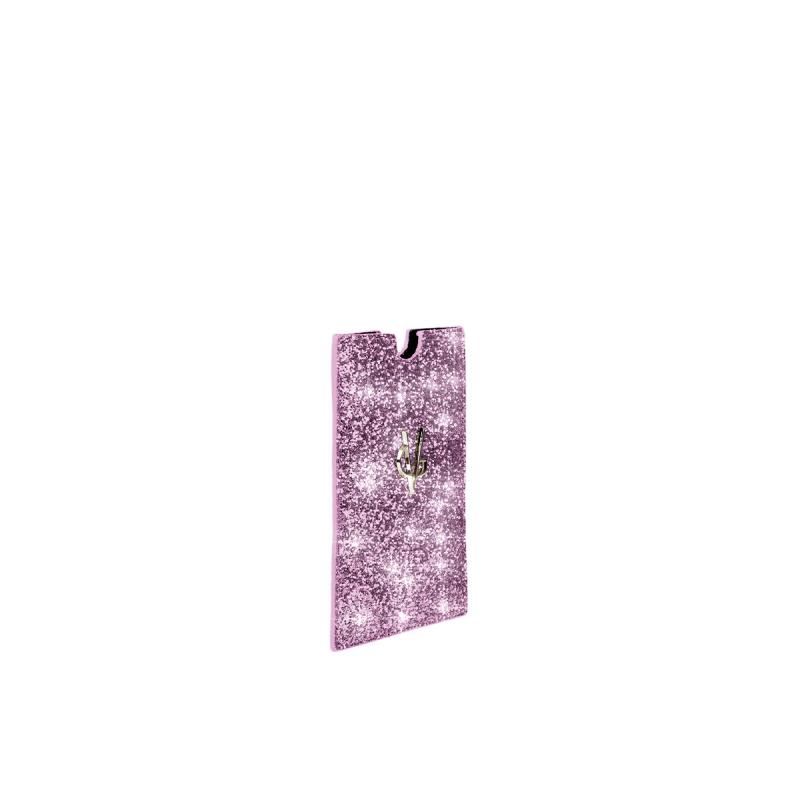 VG chaussette glitter lilas