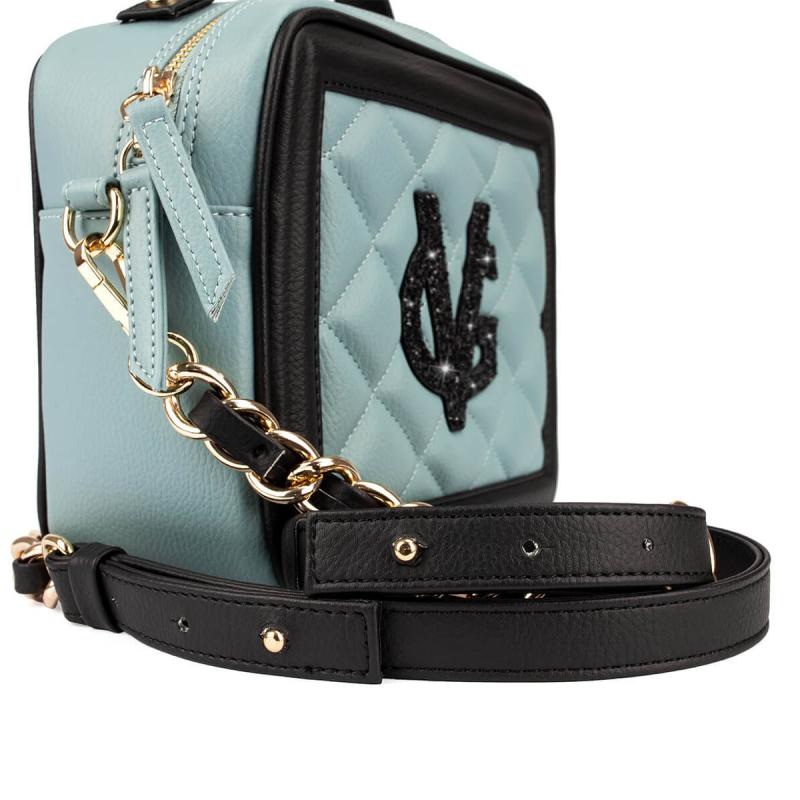 VG green sage small box bag