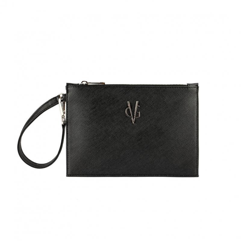VG Saffiano small pochette for customized bag