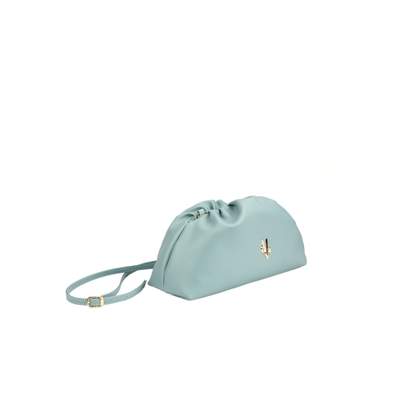 VG green sage small pouch bag