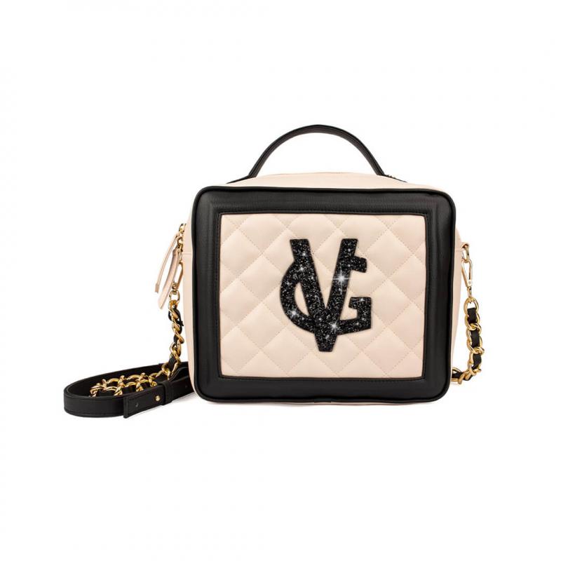 VG light rose medium box bag