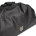 VG black glitter small pouch bag