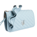 VG Portefeuille dusty blue rouches