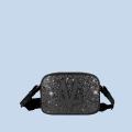 VG saponetta piccola nera & glitter nero