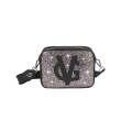 VG basic  multicolor glitter shoulder small soap bag