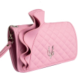 VG candy pink wallet