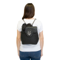 VG Black ruches backpack