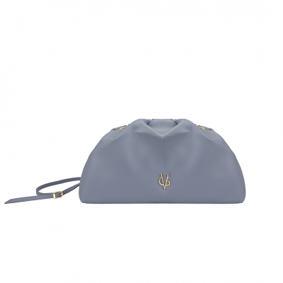 VG violet big pouch bag