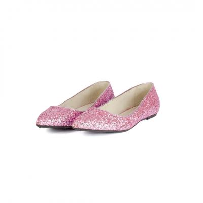 VG Ballerina glitter rosa