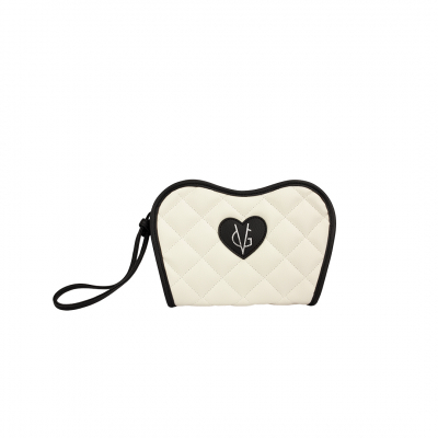 ❤️VG Low Cost-Too Chic clutch bicolor