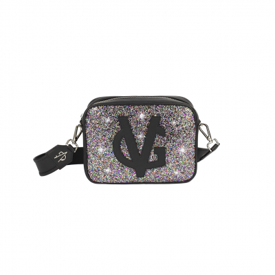 VG basic petit sac  à bandoulière savon glitter multicolor