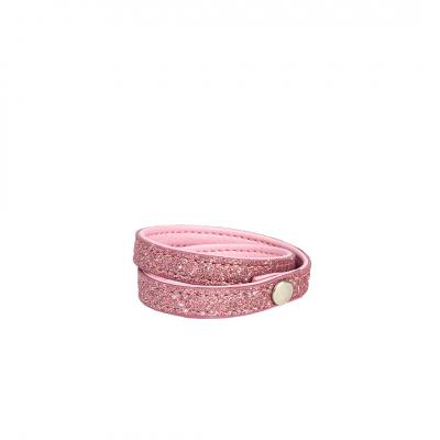 ❤️VG Pink Candy glitter bracelet