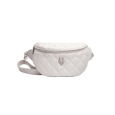 VG poche matelassée blanche