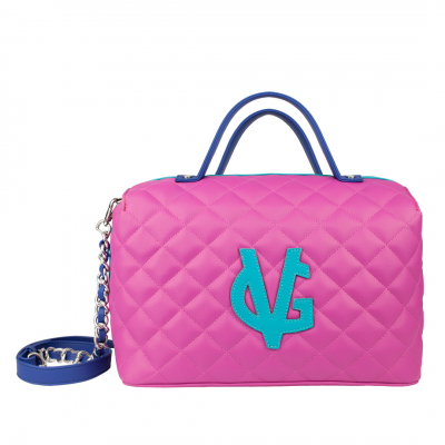 VG large satchel bag color festival Summer edition