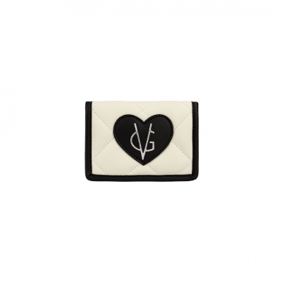 ❤️VG Low Cost-Too Chic two-tone card holder